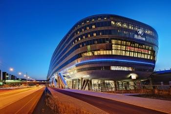 Hilton Frankfurt - Küche