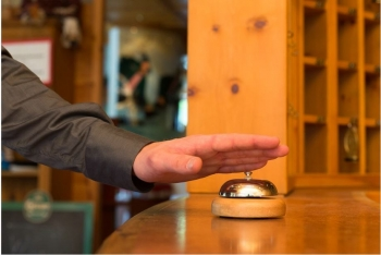 Hotel Krimmlerfälle**** - Front-Office