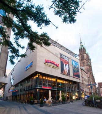 Admiral Palast Filmtheater GmbH Nürnberg & Co. KG - Service