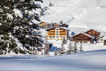 Hotel Anemone Lech am Arlberg - Reservierung