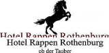 Hotel Rappen Rothenburg ob der Tauber - Front Office Manager