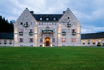 Hotel Das Kranzbach - Front-Office