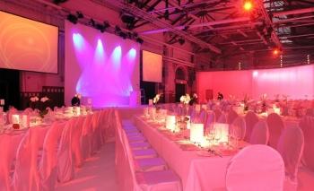 Messe München Schuhbecks Partyservice - Technik & Handwerk