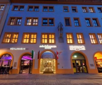 Swissôtel Dresden Am Schloss - Küche