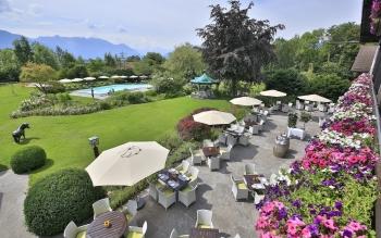 Alpenhof Murnau - Service