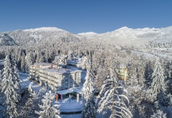 Waldhaus Flims Alpine Grand Hotel & SPA - F&B Management
