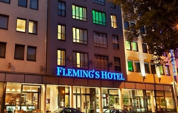 Fleming's Hotel Wien-Westbahnhof - Front-Office