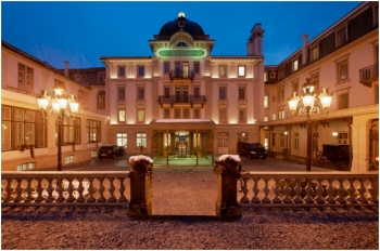 Grand Hotel Kronenhof - Front-Office