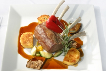 Hotel-Restaurant Richard Löwenherz - Küche