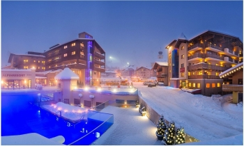 Alpinresort Sport & Spa - SPA & Entertainment
