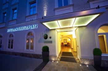 Hotel am Mirabellplatz - Reservierung