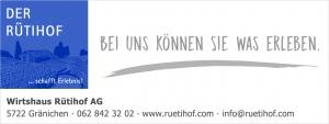 Wirtshaus Rütihof AG - Chef de Partie