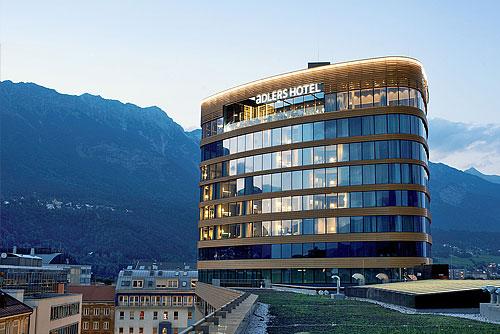 Jobs Adlers Hotel Innsbruck