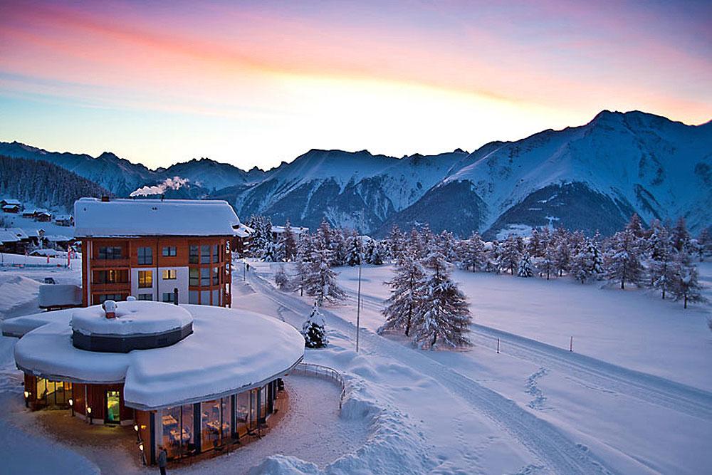 Stellenangebot Art Furrer Hotels - Riederalp - Schweiz