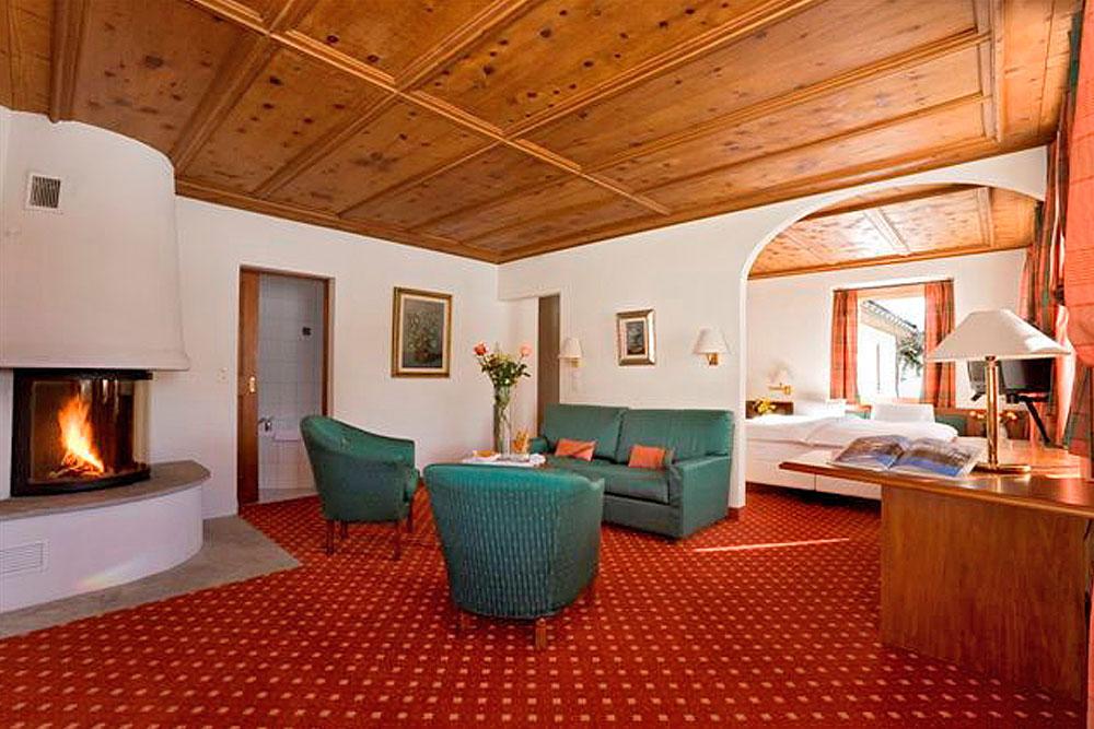 Stellenangebot Landhotel Meierei - St. Moritz