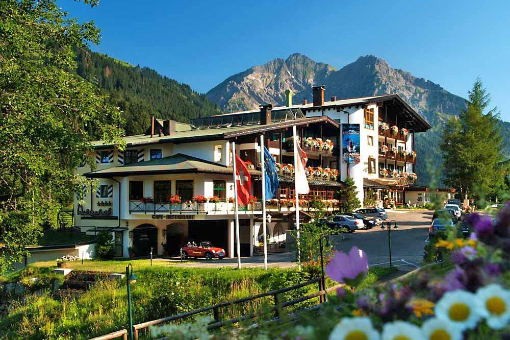 Jobs Walserhof Vorarlberg